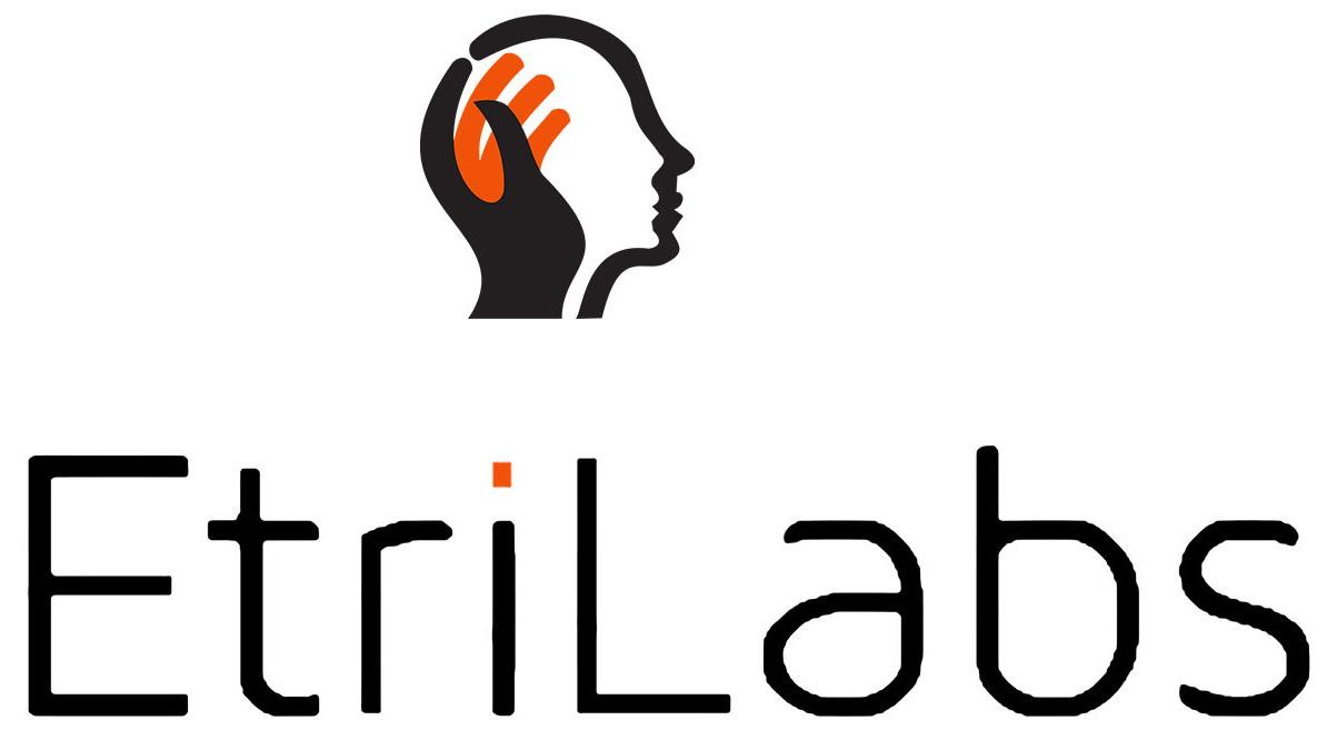 EtriLabs logo vertical